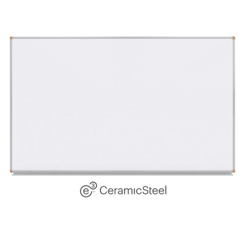 60x90 cm Seramik Çelik Beyaz Emaye Yazı Tahtası