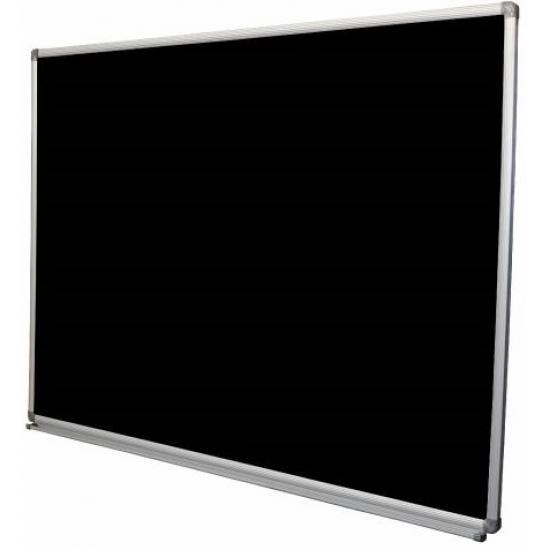 65x100 cm Siyah Yazı Tahtası Duvara Monte